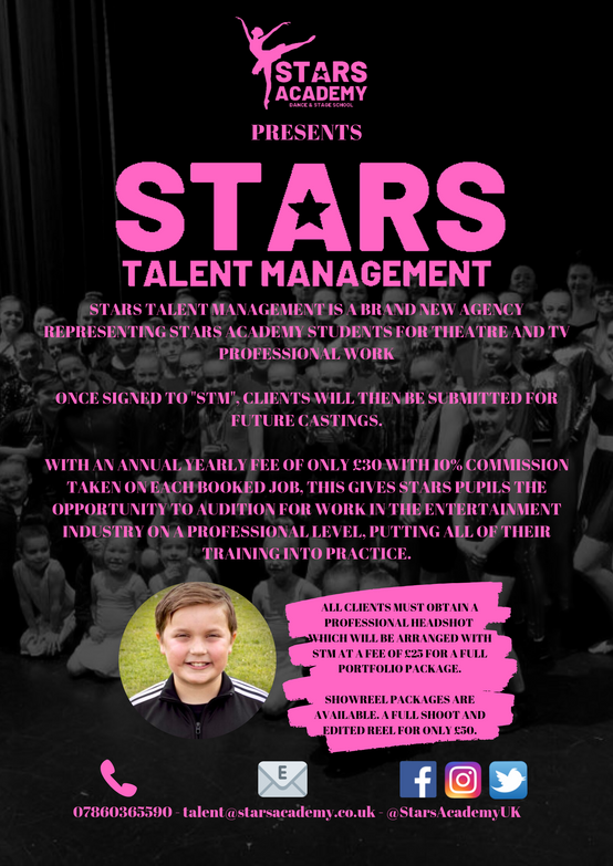 Stars Talent Management